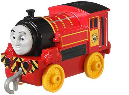 Thomas & Friends Thomas und seine Freunde GDJ54 Trackmaster Push Along Victor Metall-Zugmotor, Mehrfarbig