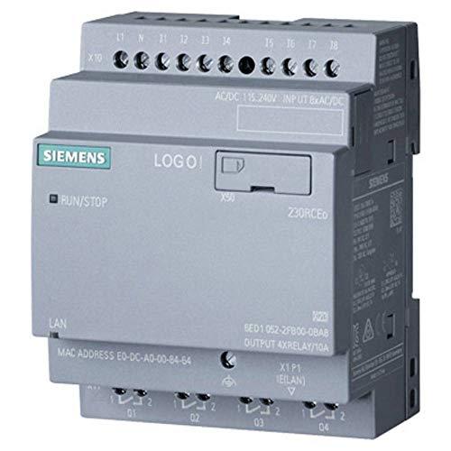 Siemens 6ED1052-2FB08-0BA0 6ED1052-2FB08-0BA0 SPS-Steuerungsmodul 115 V/DC, 230 V/DC