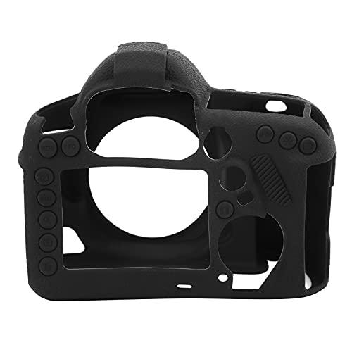 Protector de la Cubierta del Cuerpo de la cámara del Caso del silicón, Bolso Protector de la Piel del Cuerpo, para la cámara Nikon D850