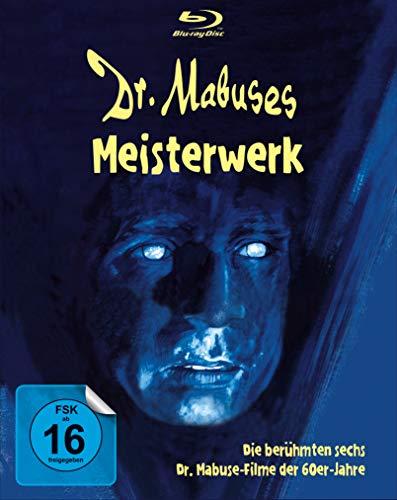 Dr. Mabuses Meisterwerk - Box [Blu-ray]