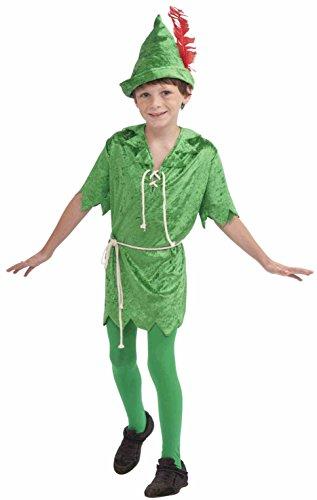 Forum Novelties Peter Pan Costume, Child's Large