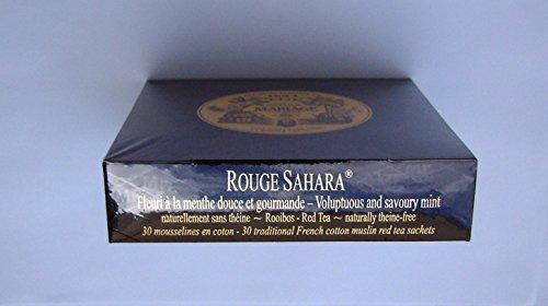 Mariage Frères Paris - ROUGE SAHARA® - 30 Baumwollmusselin Tee