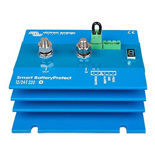 Victron Energy Deep-Cycle-Batterien und Zubehör BPR110022000, Smart BatteryProtect 220A 12V 24V