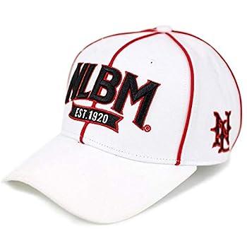 NLBM Negro Leagues M45 Legacy Commemorative Cap White