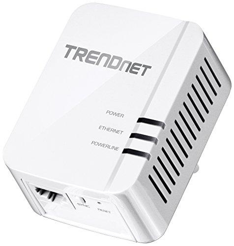 T Net Powerline 1200 AV2 Single Adapter, Old Version, TPL-420E