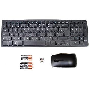 Kit Dell Clavier et souris sans fil LaptopService