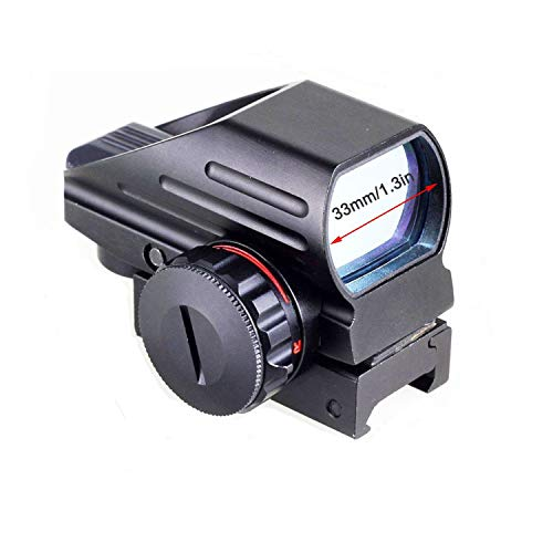 UUQ Tactical Holographic Red Green Reflex Sight
