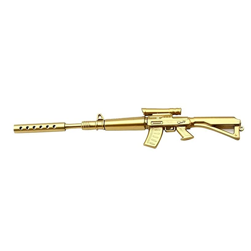 CHASIROMA Novelty Sniper Rifle Gun Shape Gel Ink Pen Office School Supplies Students Children Gift