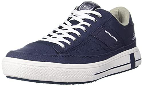 Skechers Herren Arcade 3.0 Sneaker, Navy, 44 EU