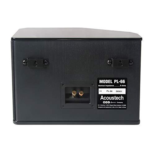 BIC Acoustech PL-66 Surround Speakers (Pair)
