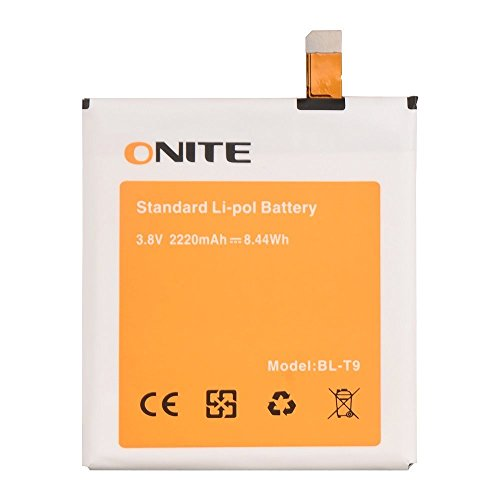 Onite Replacement Battery for Google Nexus 5 LG D820 D821, BL-T9