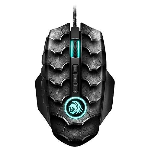 Sharkoon Drakonia II Gaming Maus,...