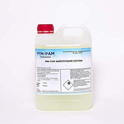 pim pam Cotton Air Freshener Use with 5 Sprayer