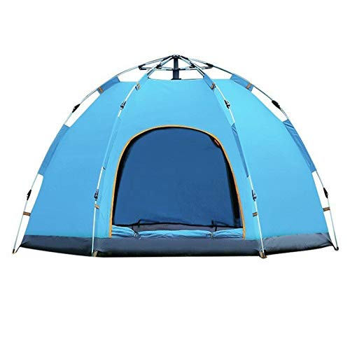 Meet all you like Tente avec Installation instantanée, Tente de Cabine for Le Camping s'installe en 60 Secondes Tente 3-4 Personnes