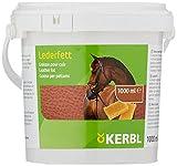 Kerbl 321566 - Grasso per Pelle Dubbin, con Cera d'api, 1000 ml...