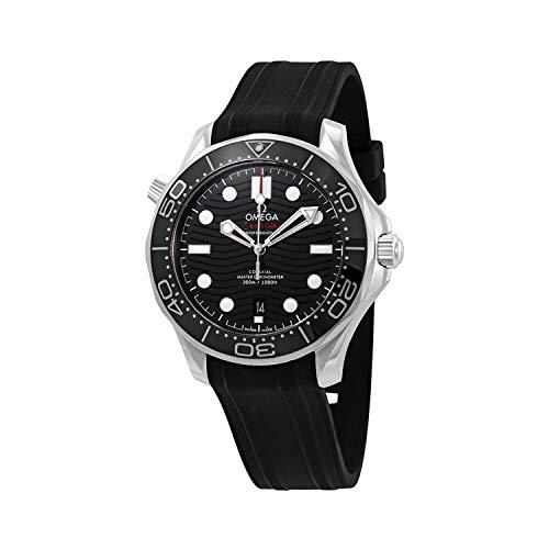 Omega Seamaster Diver 300M 42MM Black Dial Mens Watch 210.32.42.20.01.001