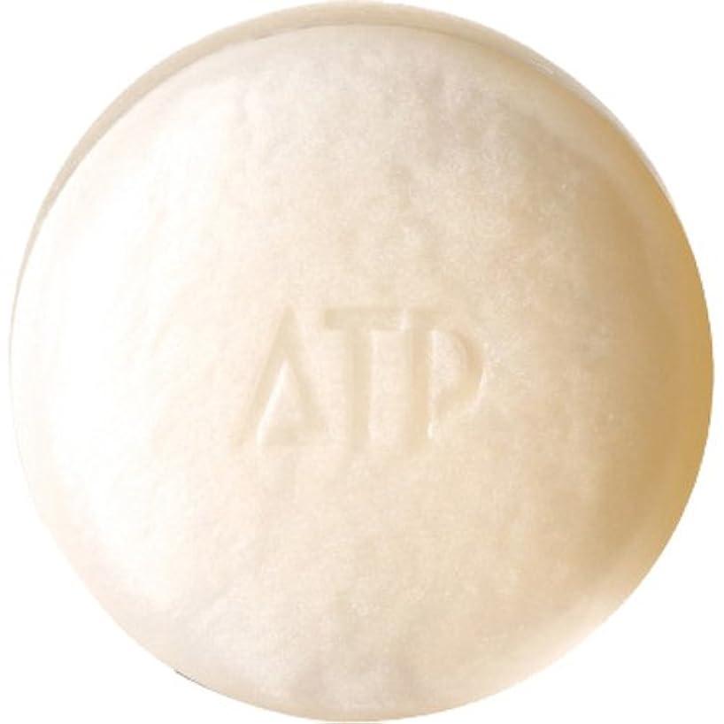 肝ぶら下がるパースブラックボロウ薬用ATP デリケアソープ 100g ケースなし (全身用洗浄石けん?枠練り) [医薬部外品]