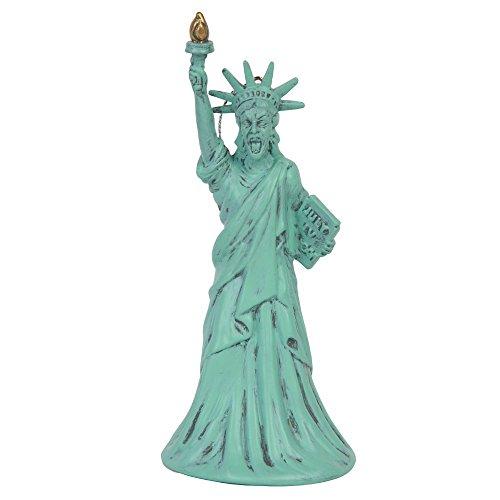 Doctor Who Arzt, der Engel-Statue der Freiheit Schlag Weihnachtszierde Form weinend Einheitsgröße Grün