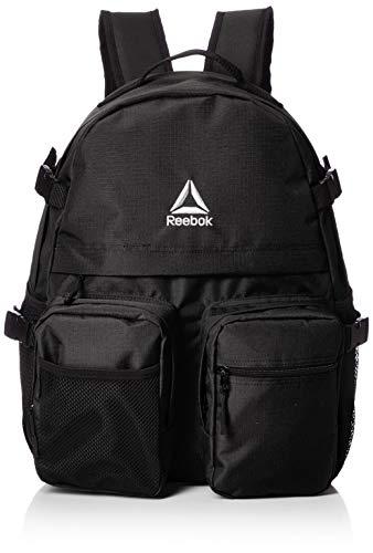 [リーボック] Reebok リーボック ダブルポケットリュック ARB1041 リュックサック ブラック One Size