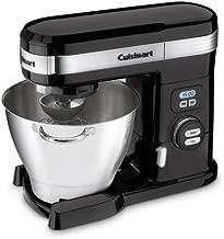Cuisinart SM-55BK 5-1/2-Quart 12-Speed Stand Mixer, Black