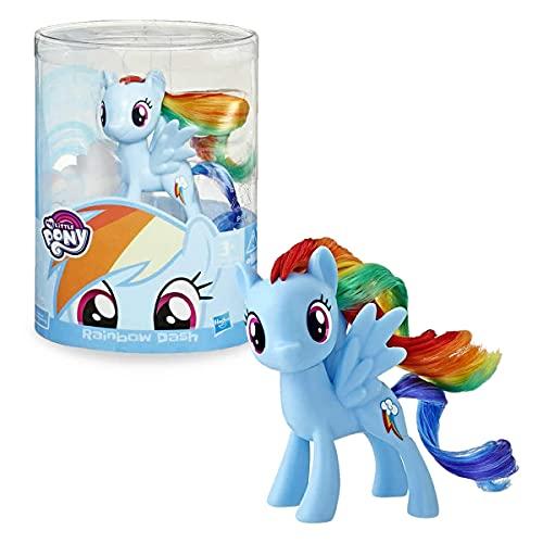 Brinquedo Mini Figura My Little Pony Rainbow Dash Hasbro E4966