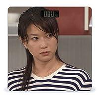 Yui Natsukawa1 体重計 体組成計 体脂肪計 高精度 ボディスケール電子デジタルスケールミニ電子体重計電子スケール家庭用電子大人の減量スケール