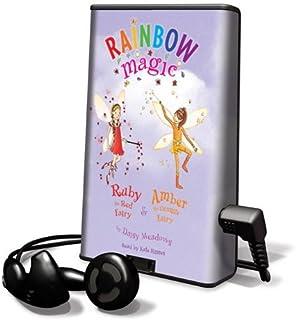 Rainbow Magic: Ruby the Red Fairy & Amber the Orange Fairy