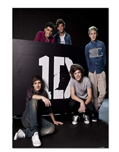 JYSHC Jigsaw Puzzles 1000 Piezas Montaje One Direction Music Group Adultos Juegos para Niños Juguetes Educativos Yq377Zx