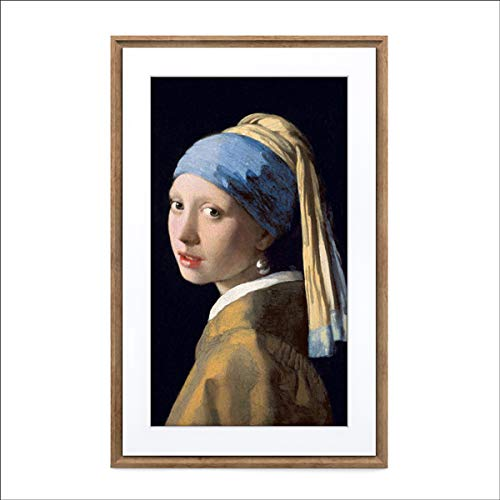 Meural Canvas II – The Smart Art Frame with 27 in. HD...