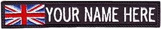 UK ID Custom Name Tag 5