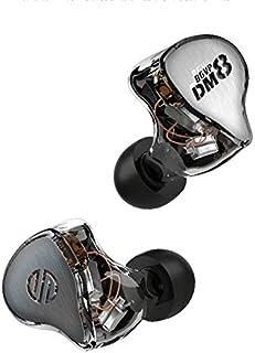 $349 » Sponsored Ad - BGVP DM8 8BA IEM 6N OCC Dynamic Monitor Balanced Hi-Res Audio in-Ear Earphone 3.5/4.4mm Adapter MMCX Connec...