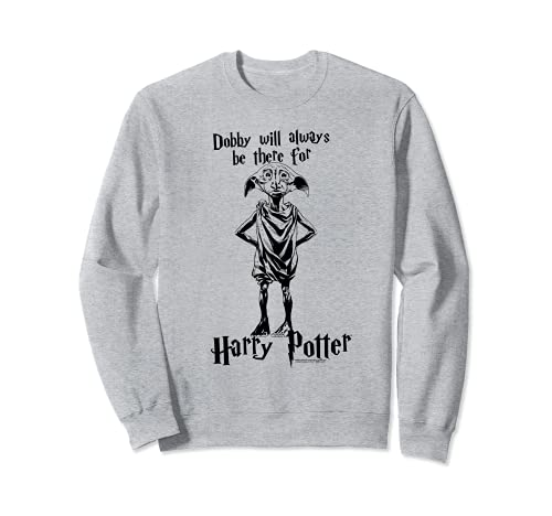 Harry Potter Dobby Will Always Be There Sudadera