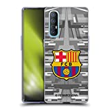 Head Case Designs Licenciado Oficialmente FC Barcelona Portero Segunda equipación 2019/20 Crest Kit Carcasa de Gel de Silicona Compatible con OPPO Find X2 Neo 5G
