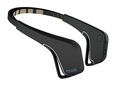 MUSE: The Brain Sensing Headband, (Black Headband ONLY (No Case))