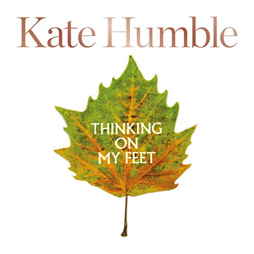 Thinking on My Feet audiobook cover art