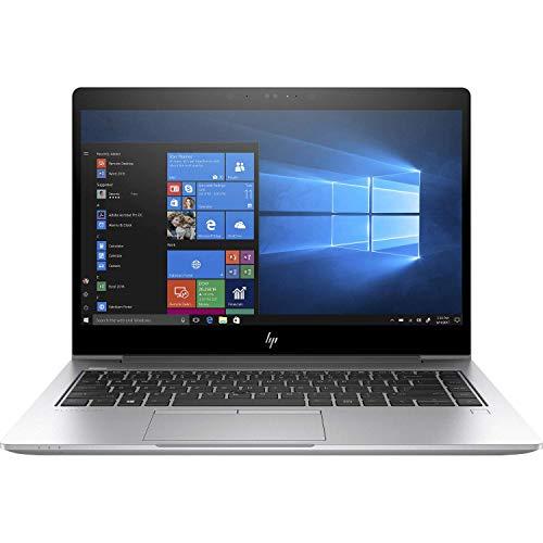 14-inch HP Elitebook 840 G5 IPS FullHD 8th Gen Quad-Core-i5 Business Laptop