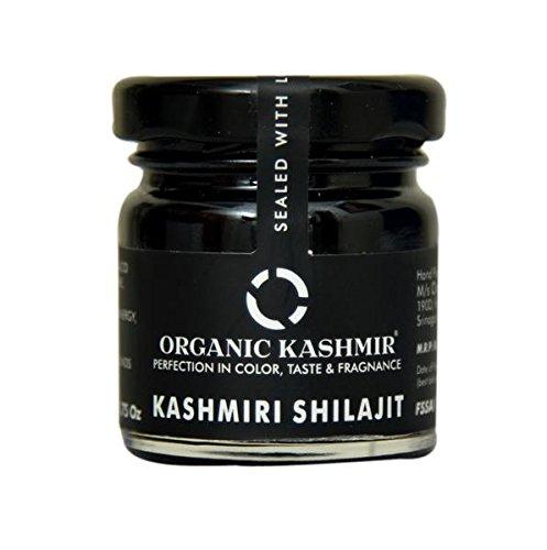 100% Pure Himalayan Shilajit, Kashmir Valley, Non-GMO (25 Grams)