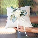 Handmade Ring Bearer Pillows