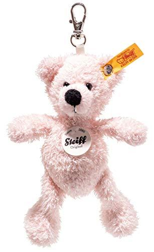 Steiff 112515 Teddybär, rosa, 12 cm