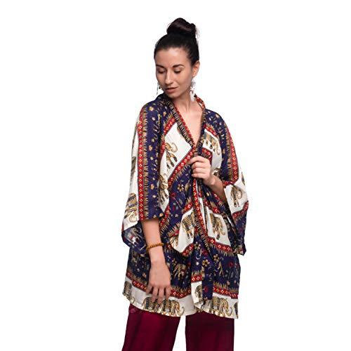 Kimono Unisex marca ELEPANTA