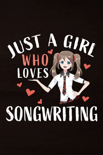 Movie Critics Journal - Just a Girl Who Loves Songwriting Family: Journal to Rate and Review Your Favorite Movies, Movie Review Log Book, Movie ... Movie Buffs, Movie Rating Book,Daily Journal