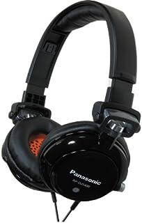 Panasonic RPDJS400K Headphones