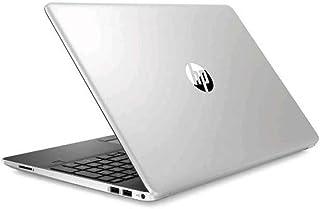 """HP 15 Laptop, 15.6"""" HD Display, Intel Core I5-8265U, Intel UHD Graphics, 8GB, 256GB SSD, Natural Silver"""