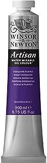 Winsor & Newton Artisan Water Mixable Oil Colour Paint, 200ml Tube, Dioxazine Purple