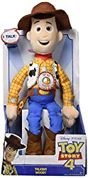 Toy Story 4 Woody Plush Toy
