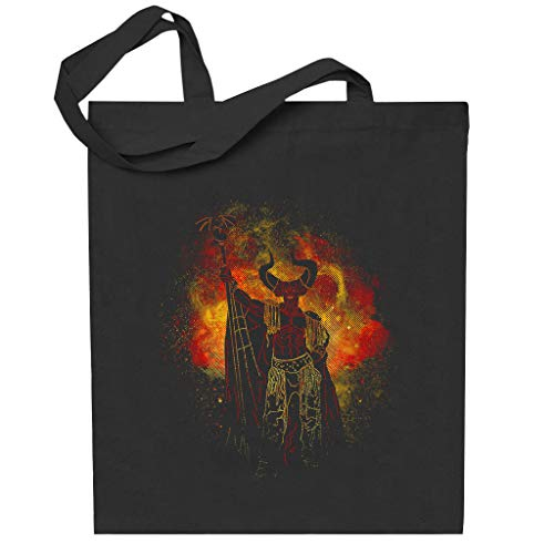 Cloud City 7 Lord Of Darkness Silhouette Legend Totebag