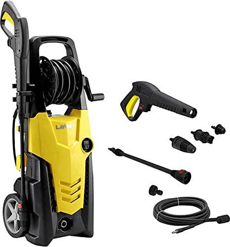 Lavor 8.108.0006C 0006C-- Hidrolimpiadora de Agua fría Ikon Plus 2L Motor induccion 2200 W 160 Bares 390 lt/h 15,5 kg
