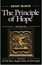 [The Principle of Hope, Vol. 2 (Studies in Contemporary German Social Thought)] [Author: Bloch, Ernst] [May, 1995]