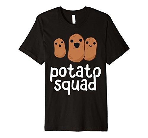 Kartoffel Squad–Funny Kartoffel T-Shirt, Kartoffeln Vegetarisch