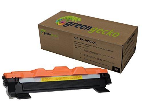 green gecko, kein Brother original -  Xxl Toner ersetzt